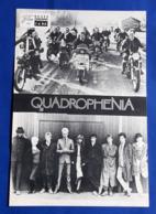 "THE WHO / STING Im Kult-Musik-Film ""QUADROPHENIA"" # NFP-Filmprogramm Von 1979 # [19-1505] - Magazines"
