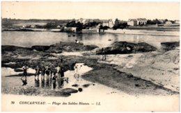 29 CONCARNEAU - Plage Des Sables Blancs - Concarneau