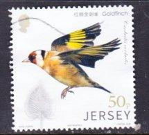 JERSEY, USED STAMP, OBLITRERÉ, SELLO USADO, - Jersey