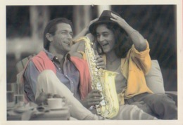 ## Couple With Sax ##: MUSIC,SAXOFOON,SAXOPHONE, - Sonstige