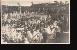 CPA002.....CARTE PHOTO CARTHAGE ...CONGRES EUCHARISTIQUE 6 11 MAI 1930 - Tunisie