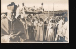 CPA003.....CARTE PHOTO CARTHAGE ...CONGRES EUCHARISTIQUE 6 11 MAI 1930 - Tunisie