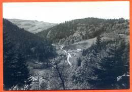 88 Env PLOMBIERES LES BAINS Vallée D Hérival Carte Vierge TBE - Plombieres Les Bains