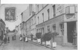 Viels-maisons-rue De La Charmois.1923. - Autres Communes