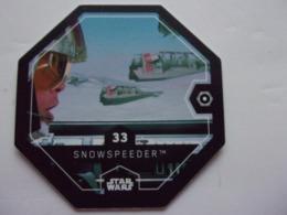 STAR WARS ROGUE ONE LECLERC N°33 SNOWSPEEDER - Star Wars