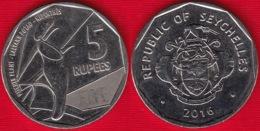 Seychelles 5 Rupees 2016 AU-UNC - Seychelles