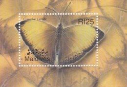 Maldives YV BF 356 MNH 1996 Cymathae - Papillons
