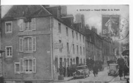 MORTAIN-GRAND HOTEL DE LA POSTE.1930. - Autres Communes