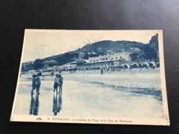 54 - HOULGATE Le Casino, La Plage Et Le Bois De Boulogne - 1928 Timbrée - Houlgate