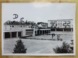 50 SAINT LO - GROUPE SCOLAIRE JULES FERRY - TERRAIN DE SPORT - PHOTO ORIGINALE 1960 - Saint Lo