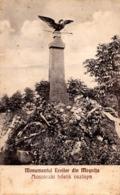 MOSNITA / TIMIS - BANAT : MONUMENTUL EROILOR - ANNÉE / YEAR : 1925 - '929 - RRR !!! (ac920) - Roumanie