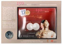 150 Selo Português Et Moeda ** - 2003 - Blocs-feuillets