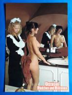"""Erotik-Kino-Film """"Ekstasen, Mädchen Und Millionen"""" (nude - Woman - Nackt) # Original Altes Kinoaushangfoto # [19-540] - Fotos"""