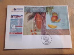 Argentine FDC, Fruits De Singapour - Frutas