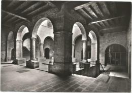 W4719 Archicenobio Di Camaldoli - Hospitium - Chiostro Del Conte Maldolo / Viaggiata 1962 - Italia