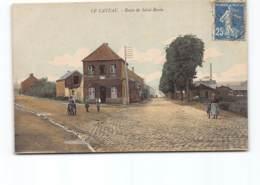 Le Cateau Route De Saint Benin  Ecrite 1922 - France