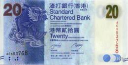 Hong Kong (SCB) 20 HK$ (P297) 2010 -UNC - - Hong Kong