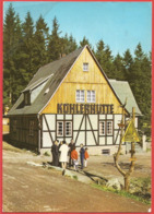 Sosa, Erzgebirge, Gaststätte Köhlerhütte An Der Talsperre Des Friedens - Sosa