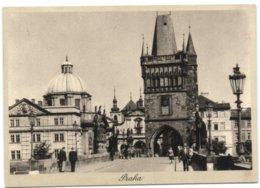 Prague - The Bridge Tower Of The Old Town - Tsjechië