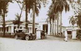 Indonesia, JAVA SOERABAIA, Hoffmanstraat Gang Kantor Raad Kidoel (1910s) Fotax - Indonesië