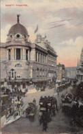 GAIETY THEATRE - Karte Gel.1908 Nach Liege, Eckknick - Sonstige