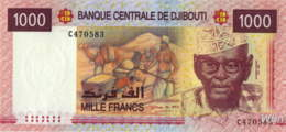 Djibouti 1000 Francs (P42) 2005 -UNC- - Dschibuti