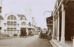 Indonesia, JAVA SOERABAIA, Gang Onderling Belang Jalan Penghela (1910s) Fotax - Indonesië