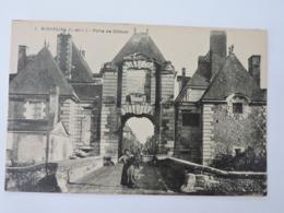 RICHELIEU - Porte De Chinon  Ref 1509 - Autres Communes
