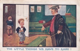 The Little Things We Have To Bare! , 1913 - Humour