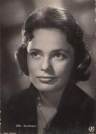 ULLA JACOBSSON - Fotokarte - Schauspieler