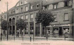 CP HAGONDANGE - Cinéma Et Hôtel Union - Hagondange