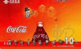CHINA. COCA COLA. CHINESE ZODIAC. (719) - Zodiaco