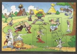 Allemagne Germany 2016 Asterix & Obelix Feuille Block Obl - [7] República Federal