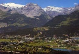 Crans Et Montana - Valais - Formato Grande Viaggiata – E 13 - VS Valais