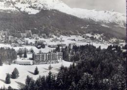 Crans - Sur Sierre - L'hotel Du Golf - Formato Grande Viaggiata – E 13 - VS Valais