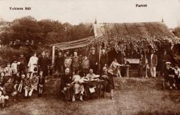 VULCANA BAI / DÂMBOVITA : PARCUL - CARTE VRAIE PHOTO / REAL PHOTO POSTCARD - ANNÉE / YEAR ~ 1925 - '929 (ac930) - Roumanie
