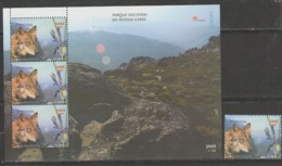 Portugal Europa 1999 N° 2316 Et BF N° 154 ** Reserves Et Parcs - 1999