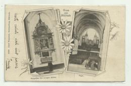 GRUSS AUS MUHLBACH - RIO DI PUSTERIA 1905 VIAGGIATA   FP - Bolzano