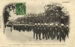 Indochina, TONKIN, HAI-PHONG, Inauguration Du Monument Jules Ferry (1907) - Viêt-Nam