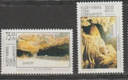 Turquie Adm. Chypre Europa 1999 N° 462/ 463 ** Reserves Et Parcs - 1999