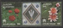 Vatican Europa 1999 N° 1127/ 1128 ** Reserves Et Parcs - Europa-CEPT