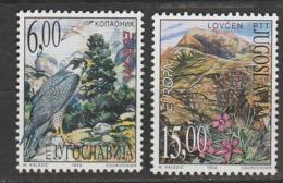 Yougoslavie Europa 1999 N° 2766/ 2767 ** Reserves Et Parcs - 1999