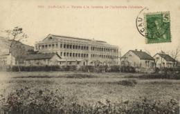Indochina, TONKIN DAP-CAU, Caserne De L'Artillerie Coloniale (1910s) Postcard - Viêt-Nam