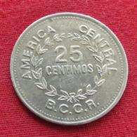 Costa Rica 25 Centimos 1978 KM# 188.1  *V1 - Costa Rica