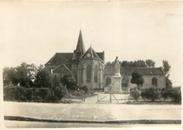 SAINT DIZIER L'EGLISE  PHOTO ORIGINALE 8.50 X 6 CM - Lieux