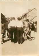 CESSON ILE ET VILAINE 1935  PHOTO ORIGINALE 8.50 X 6 CM - Orte