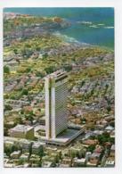 Israel: Tel Aviv, General View, Towards Jaffa Centre, The Shalom Mayer Tower, Par Avion (19-1799) - Israel