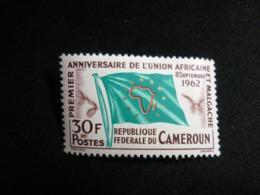 Cameroun, 1962 African And Malagasy Union Issue Scott #373 MNH Cv. 2,00$ - Camerun (1960-...)