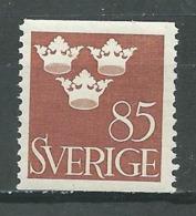 Suède YT N°337A Neuf/charnière * - Nuovi
