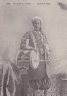 Algérie - Scènes Et Types - Musicien Nègre - Plaatsen